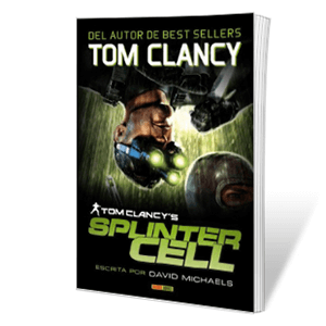 Novela Tom Clancy's Splinter Cell