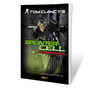 Novela Tom Clancy's Splinter Cell - Op. Barracuda