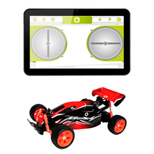 "7"" Ingo 4GB + RC Car Bluetooth"