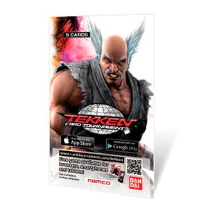 Sobre Cartas Trading Card Tekken
