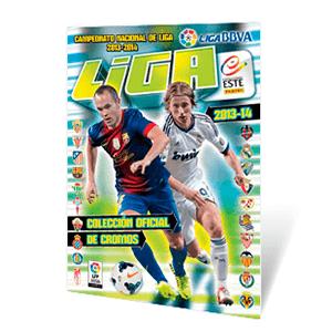 Álbum Liga 2013-2014