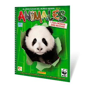 Álbum Animales 2013