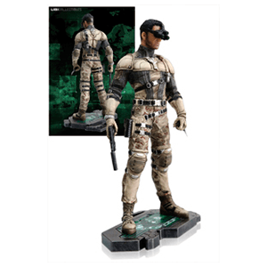 Figura Splinter Cell: Black List (Sam Fisher)
