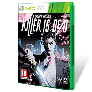Killer is Dead Edicion Limitada