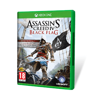 Assassin's Creed IV Black Flag Edicion Especial