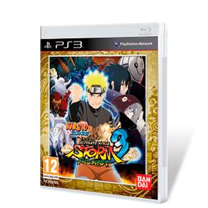 Naruto Ninja Storm 3 Fullburst D1 Edition