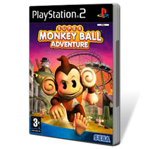 Super Monkey Ball Adventure (Blueline)