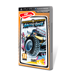 MotorStorm Arctic Edge (Essentials)