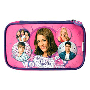 Disney Violetta Carry Case 3DSXL