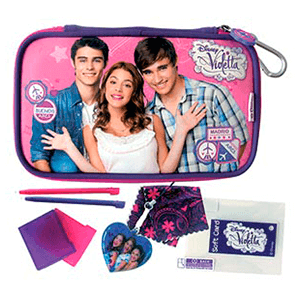 Disney Violetta Travel Kit 3DSXL