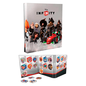 Power Disc Album para Disney Infinity