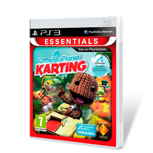 Little Big Planet Karting Essentials