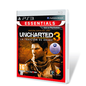 Uncharted 3: La Traición de Drake Essentials