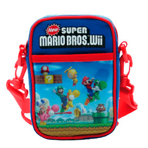 Mini Bandolera Super Mario Bros