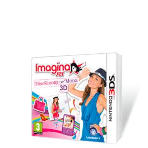 Imagina Ser: Presenta, Diseñadora de Moda 3D