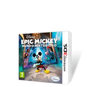 Epic Mickey y el Mundo Misterioso