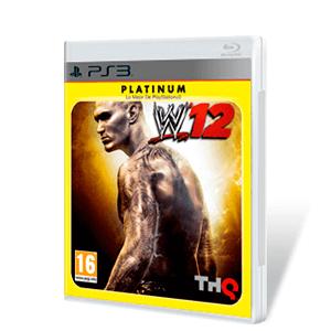 WWE 12 (Platinum)