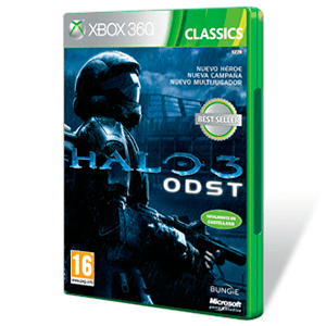 Halo 3 ODST Classics