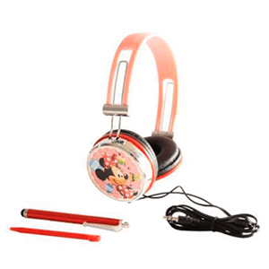 Auriculares Minnie Sweetties 3DS/3DSXL/PSP/PSV
