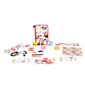 Kit Accesorios 16 en 1 Minnie Sweetties 3DS/3DSXL