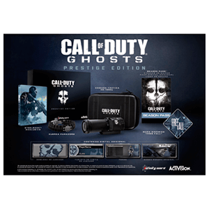 Call of Duty Ghosts: Prestige Edition