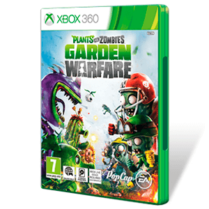 Plantas Vs Zombies Xbox 360 Game Es