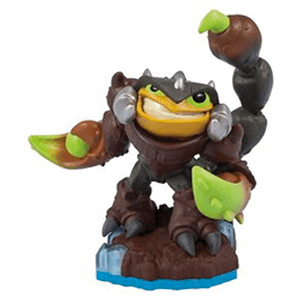 Figura Skylanders Swap Force: Scorp