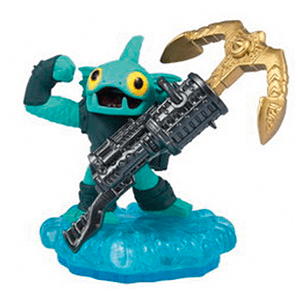 Figura Skylanders Swap Force: Anchors Away Gill Grunt