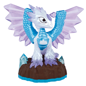 Figura Skylanders Swap Force Light Core: Flashwing