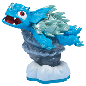 Figura Skylanders Swap Force Light Core: Warnado