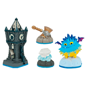 Skylanders Swap Force Adventure Pack: Tower of Time
