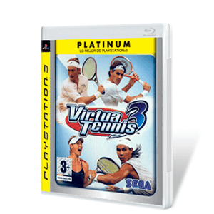 Virtua Tennis 3 Platinum