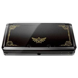 Nintendo 3DS Negra Zelda