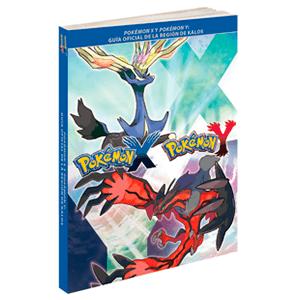 Guia Pokemon X e Y de estrategia