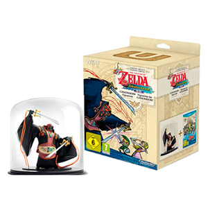 The Legend of Zelda: Wind Waker + Figurita Ganondorf Edicion Limitada