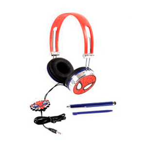 Auriculares Ultimate Spiderman 3DS/3DSXL/PSP/PSV