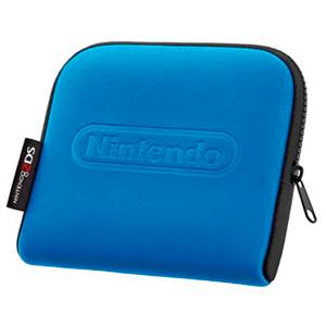 Funda Nintendo 2DS Negro-Azul
