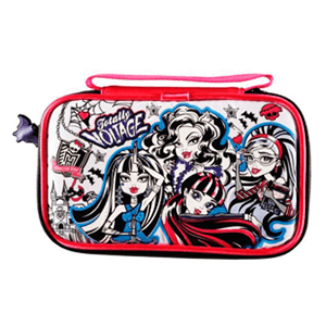 Bolsa de Transporte Monster High 2013 3DS/3DSXL