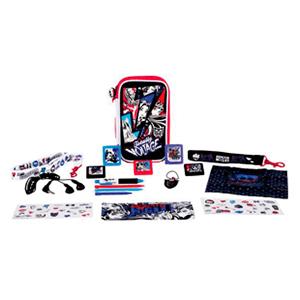 Kit Accesorios 16 en 1 Monster High 2013 3DS-3DSXL