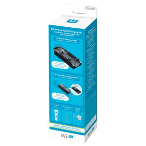 Cargador Rápido Para Mando Remoto De Wii