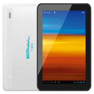 "Tablet Master 4x 7"" Quad Core 8Gb BT"
