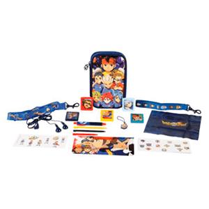 Kit Accesorios 16 en 1 Inazuma Eleven 2013 3DS/3DSXL
