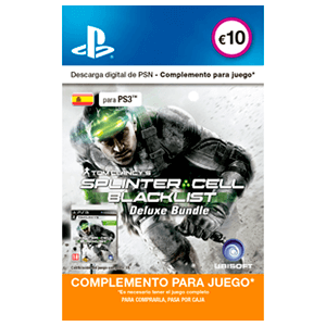 Splinter Cell Black List: Deluxe Bundle