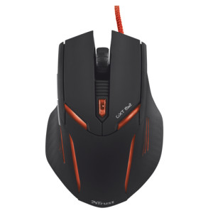 Trust GXT 152 2400 DPI Multicolor - Ratón Gaming
