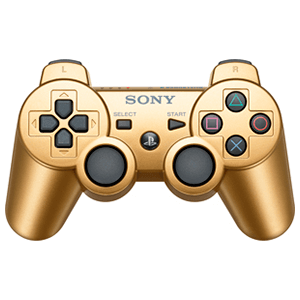 Controller Sony Dualshock 3 Gold