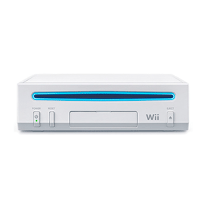 Wii Nuevo Modelo Blanca