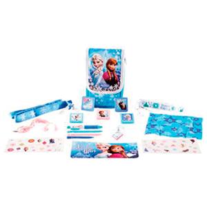Kit Accesorios 16 en 1 Frozen 3DS/3DSXL