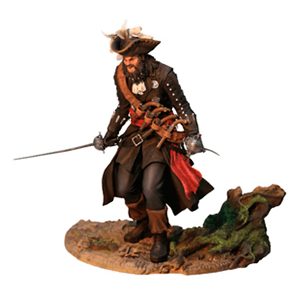 Figura Assassin's Creed IV Black Flag: Black Beard