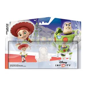 Set Infinity Toy Story: Mundo Toy Story + Jessie + Buzz