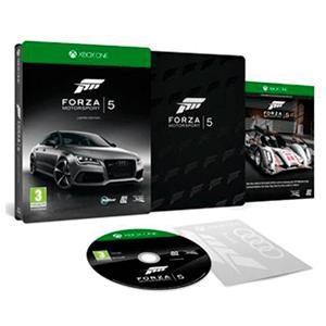 Forza Motorsport 5 Edicion Limitada